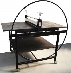 Etching printing press Muti printer with round star wheel