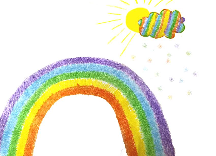 Childrens Artwork example